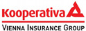 KOOPERATIVA poisťovňa, a.s. Vienna Insurance Group logo